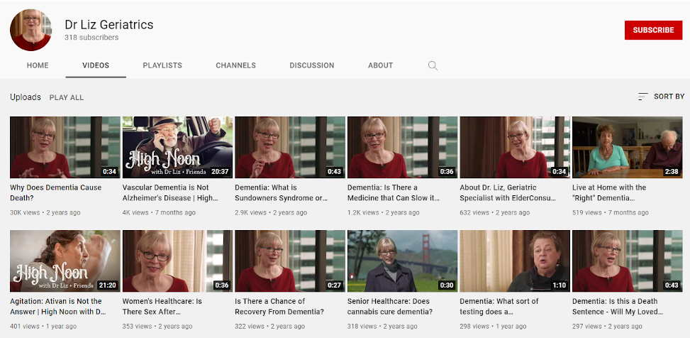 4 Youtube video views opt
