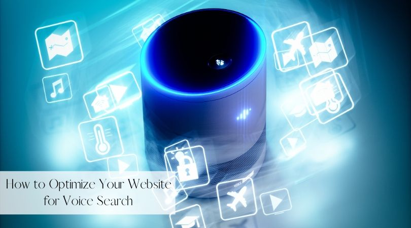 Marketing Strategy: Voice Search