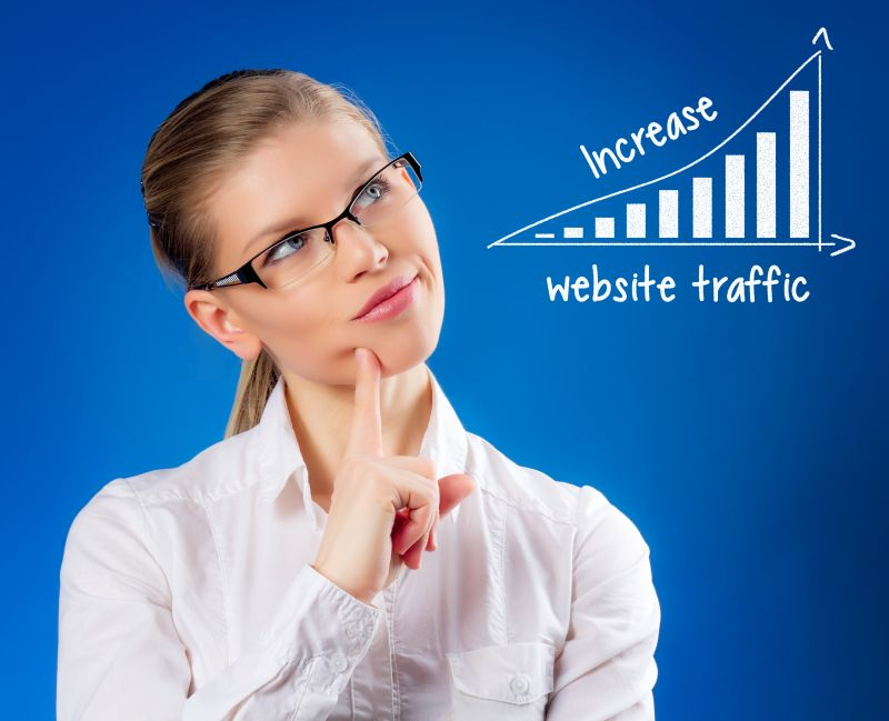 How Can I Increase My Web Traffic?