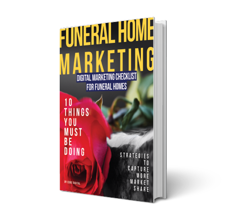 funeral home marketing book