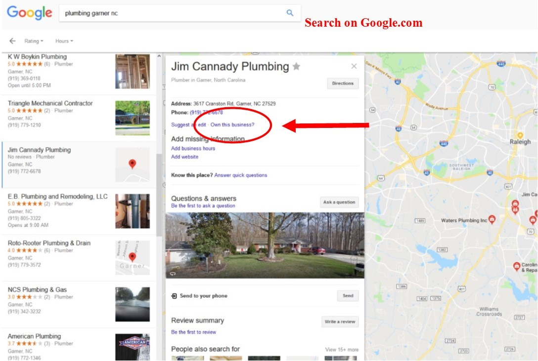 How to Get Your Business on the Google Map and Start Getting Reviews