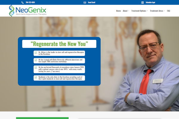 NeoGenix Stem Cells